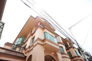 For SaleTownhouseRamkhamhaeng, Hua Mak : 3452-A😍 For SELL 3-storey townhome for sale, 6 bedrooms 🚄 near Central Festival Eastville 🏢 Town in Town 🔔 House area: 122.00 sq wa 🔔 Usable area: 1000.00 sq m Sale: 39,000,000฿📞O88-7984117,O65-9423251✅LineID:@sureresidence