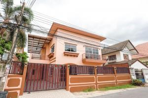 For SaleHouseKaset Nawamin,Ladplakao : 3456-A😍 For SELL Townhouse for sale, 2 storey detached house, 3 bedrooms 🚄 near MRT Ladprao 🏢 Nawamin 🔔 House area: 63.40 sq wa 🔔 Usable area: 500.00 sq m. 💲 Sales: 7,500,000฿ 📞O88-7984117,O65-9423251 ✅LineID:@sureresidence