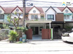 For SaleTownhouseLadkrabang, Suwannaphum Airport : Townhouse for sale The Master Royal Suan Luang Rama 9 Soi Chaloem Phrakiat 53, size 18.60 sq.wa., 2 bedrooms, 2 bathrooms