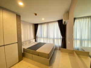 For RentCondoRamkhamhaeng,Min Buri, Romklao : For rent, The Cube Plus, Manburi, beautiful room, ready to move in. super cute price