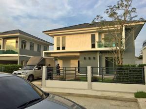 For RentHousePinklao, Charansanitwong : RHT512 2 storey detached house for rent, Perfect Place 4 Ratchaphruek Village.