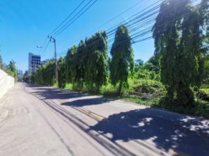 For RentLandRatchadapisek, Huaikwang, Suttisan : Land for rent, Rama 9 Soi 19, size 401 sq m., only 500 meters from Rama 9 Road.