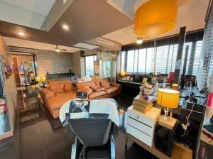 For RentCondoRama3 (Riverside),Satupadit : For Rent!!!Supalai Casa Riva Vista 2 type 1 bedroom large corner room with luxury built in furniture, special price (Tel.089-235-1551)