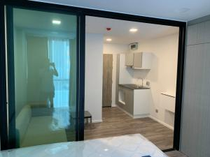 For SaleCondoVipawadee, Don Mueang, Lak Si : Condo for sale Modiz Station Modiz Station next to the train station. Fully furnished Cheap price, selling at a loss!!