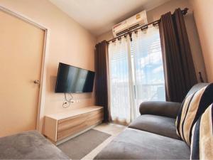 For RentCondoRattanathibet, Sanambinna : Condo for rent, The Privacy Rewadee, Soi Rewadee 15, corner room, garden view