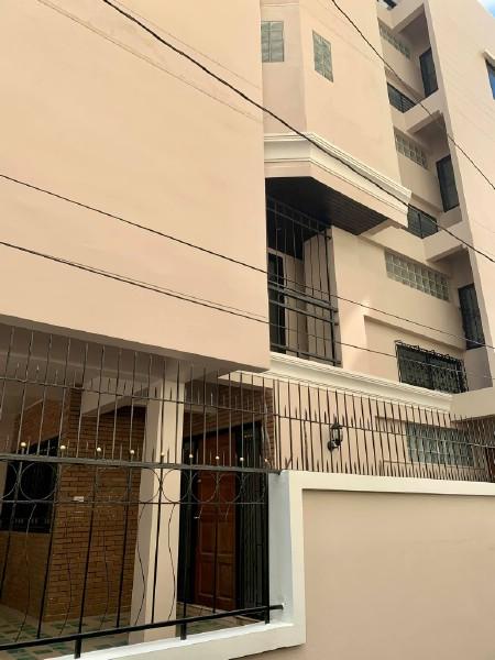 For RentHome OfficeNana, North Nana,Sukhumvit13, Soi Nana : 4 storey home office for rent, at Soi Sukhumvit 4, near BTS Nana, area 500 sq.m., 8 bedrooms, 5 bathrooms, near BTS Nana, BTS Asoke, Villa Market, Robinson.