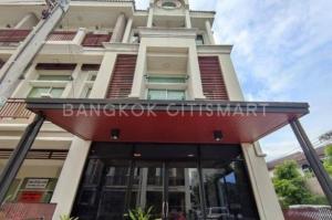 For SaleTownhouseKaset Nawamin,Ladplakao : Townhome for sale Premium Place Ekkamai - Ramindra 2
