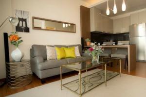 For RentCondoSukhumvit, Asoke, Thonglor : For rent: Quattro Thonglor 4 on 25 floor 55 aqm rent 50,000 baht/month