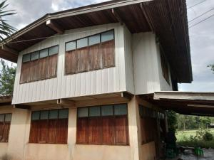 For SaleHouseRatchaburi : Two-storey residential house, Ratchaburi province, 2.5 million