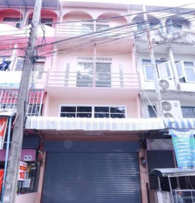 For SaleShophouseRamkhamhaeng Nida, Seri Thai : 3457-A😍 For SELL Commercial building for sale 3.5 storeys, 4 bedrooms near The Mall Bangkapi 🏢 Seri Tai 🔔 House area: 21.00 sq wa 🔔 Living area: 336.00 sq m For sale: 5,500,000฿📞O88-7984117 ,O65-9423251✅LineID:@sureresidence
