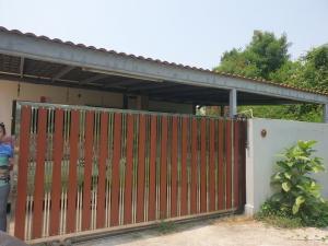 For SaleHouseBang Sue, Wong Sawang : Very urgent sale, 1 storey detached house, 80 sq m, near the Purple Line, Wong Sawang, Bangkok-Nonthaburi.