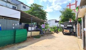 For SaleLandRathburana, Suksawat : Land opposite The Connect Village, Soi Suksawat 26, Rat Burana District, Bangkok