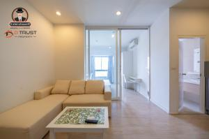 For RentCondoPattanakan, Srinakarin : Condo for rent, S One Rama 9, Building B, 7th floor, fully furnished.