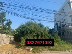 For SaleLandLadkrabang, Suwannaphum Airport : Super cheap!! vacant land for sale In the Imperial Park Village