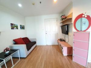 For RentCondoPinklao, Charansanitwong : Special, Lumpini Park Pinklao, 1 bedroom, Building A (8,000 baht), 23rd floor, ready to move in, clear view (newly renovated room, ready to move in 15 Jun 64)