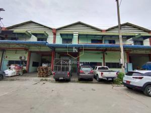 For RentFactoryMahachai Samut Sakhon : Factory for rent, cheap price, 500 sq.m., can request a factory certificate, has a wastewater treatment system, Khok Krabue Subdistrict, Samut Sakhon Province