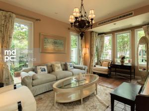 ขายบ้านบางนา แบริ่ง ลาซาล : 🔥 SPECIAL PRICE! 🔥 Magnolias Southern California Bangna Km.7 บ้านเดี่ยวดีไซน์สุดหรู ที่สุดของความเป็นส่วนตัว บนทำเลที่ดีที่สุดในเส้นบางนา-ตราด !
