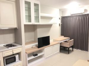 For RentCondoRathburana, Suksawat : For rent Ivy River, size 36 sq.m., 30th floor, river view, Building A.