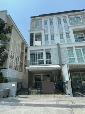 เช่าทาวน์เฮ้าส์/ทาวน์โฮมอ่อนนุช อุดมสุข : Home office for rent near BTS Udomsuk.