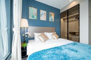 For RentCondoRatchathewi,Phayathai : 39109 Condo for rent, The Room Phayathai [The Room Phayathai] # City View