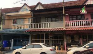 For SaleTownhouseRangsit, Patumtani : Townhouse 2 floors, Samphan Villa Village, Soi Piernon, Lam Luk Ka Rd., Khu Khot Subdistrict, Lam Luk Ka District, Pathum Thani