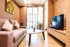 For RentCondoSilom, Saladaeng, Bangrak : 3485-A😊 For RENT 1 bedroom for rent🚄near BTS Chong Nonsi🏢Class Silom Klass Silom 🔔Area:34.00 sq.m.💲Rent:18,000฿📞O88-7984117,O65-9423251✅LineID:@sureresidence