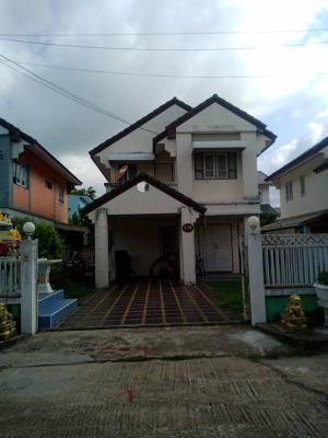 For SaleHouseNakhon Nayok : 2 storey detached house near Nakhon Nayok city