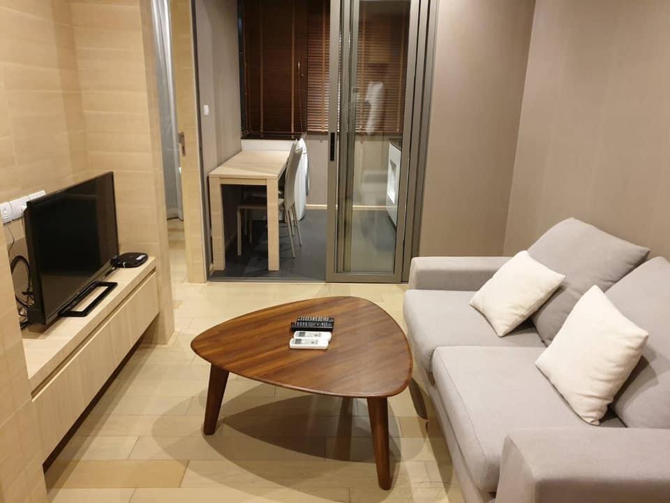 For RentCondoSilom, Saladaeng, Bangrak : 3487-A😊 For RENT 1 bedroom for rent🚄near BTS Chong Nonsi🏢Class Silom Klass Silom 🔔Area:33.00 sq.m.💲Rent:18,000฿📞O88-7984117,O65-9423251✅LineID:@sureresidence