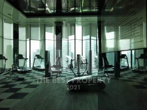 For RentCondoSukhumvit, Asoke, Thonglor : 🔥 Very cheap rent, Rhythm Sukhumvit 36-38, size 35 Sq.m, rental price only 18,000 baht.