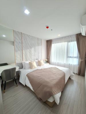 เช่าคอนโดลาดพร้าว เซ็นทรัลลาดพร้าว : 💕 ให้เช่าห้องใหม่ Life ladprao ขนาด 36 ตรม. ตกแต่งสไตล์ Modern Luxury ตึก B พร้อมเข้าอยู่ได้เลย