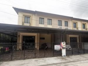 For SaleTownhouseRama5, Ratchapruek, Bangkruai : Townhouse for sale, Pruksa Ville 98 Nakhon In - Sirindhorn, Bang Kruai, Bang Kruai - Sai Noi Road, Soi 23, Bang Thong Subdistrict, Bang Kruai District, Nonthaburi