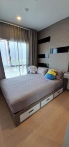 For RentCondoSukhumvit, Asoke, Thonglor : For rent, The Tree Sukhumvit 71 Ekamai, fully furnished, ready to move in.