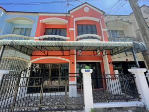 For SaleTownhouseNakhon Pathom, Phutthamonthon, Salaya : Townhouse for sale Parichart Pinklao University, Phutthamanpon Sai 4