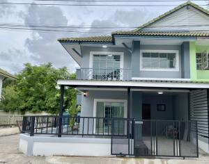 For SaleTownhouseBangbuathong, Sainoi : Townhouse for sale Pruksa 26-Soi Kaew In