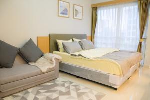 For RentCondoRama9, RCA, Petchaburi : [AG.Post] 🔥 Condo for rent [I House Laguna ACA] furniture + electrical appliances, beautiful room 🔥 still available 🔥🔥