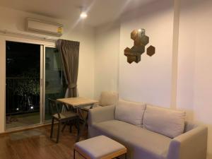 For RentCondoBang Sue, Wong Sawang : Condo for rent, U Delight @ Bangson Station, next to MRT Bangson.