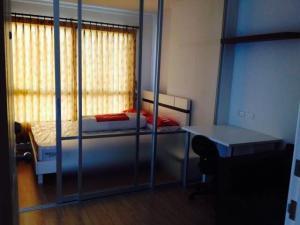 For RentCondoRattanathibet, Sanambinna : Condo for rent, Lumpini Ville Phibulsongkram - River View.