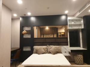 For RentCondoSiam Paragon ,Chulalongkorn,Samyan : Condo for rent Ashton Chula-Silom, furnished room You can carry your bag in.