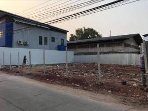 For SaleLandRama 2, Bang Khun Thian : Land for rent 85 sq.wa. Tha Kham 16 - ER-210140.