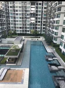 For SaleCondoChengwatana, Muangthong : Sell or rent Condo The Base Chaengwattana By SANSIRI 24th Floor (Top) Nonthaburi