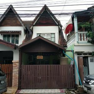 For SaleTownhouseBangbuathong, Sainoi : 2 storey townhouse for sale, Bang Yai, Sao Thong Hin, ready to move in