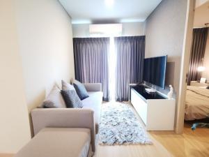 เช่าคอนโดพระราม 9 เพชรบุรีตัดใหม่ : ให้เช่าคอนโด Lumpini Suite Phetchaburi-Makkasan (ลุมพินี สวีท เพชรบุรี-มักกะสัน) 2ห้องนอน