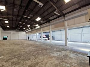 เช่าโรงงานบางนา แบริ่ง : For Rent ให้เช่าโรงงาน โกดัง พร้อมสำนักงาน ซอยกิ่งแก้ว ริมถนนกิ่งแก้ว พื้นที่ 2064 ตารางเมตร มีใบ รง.4 ทำเลดี รถใหญ่เข้าออกสะดวก