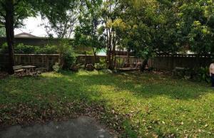 For SaleLandOnnut, Udomsuk : Land for sale, beautiful plot, good location, Soi Chettha, Sanphawut Road, near Bangna Intersection, convenient transportation, shady atmosphere