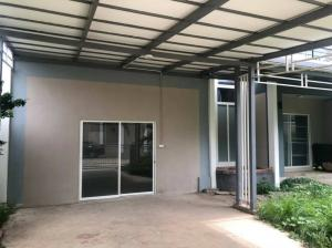 For SaleHouseChiang Mai : 2 storey detached house for sale, a house in the project behind Makro Mae Rim.