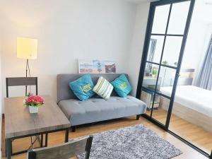For RentCondoOnnut, Udomsuk : Condo for rent, Regent Home Sukhumvit 81, size 28 sqm., 3rd floor, Building A.