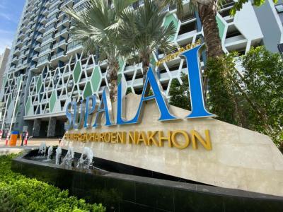 For SaleCondoWongwianyai, Charoennakor : 3493-A😆 For SELL Sale down payment 1 bedroom🚄 near BTS Krung Thon Buri🏢Supalai Premier Charoen Nakhon Supalai Premier Charoennakon