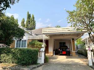 ขายบ้านเชียงใหม่ : C8MG100267 บ้านเดี่ยวชั้นเดียว 2 ห้องนอน 2 ห้องน้ำ  พื้นที่ 51.3  ตารางวา