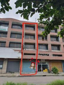 เช่าตึกแถว อาคารพาณิชย์นวมินทร์ รามอินทรา : For Rent : อาคารพาณิชย์ ย่าน 5 แยกวัชรพล ค่าเช่า 12,000 บาท/เดือน  เดินทางสะดวกติดถนน