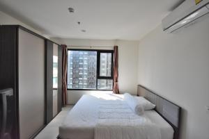 เช่าคอนโดพระราม 9 เพชรบุรีตัดใหม่ : N10231220  ให้เช่า/For Rent Condo Life Asoke (ไลฟ์ อโศก) 1นอน 30ตร.ม ห้องสวย เฟอร์ครบ พร้อมอยู่